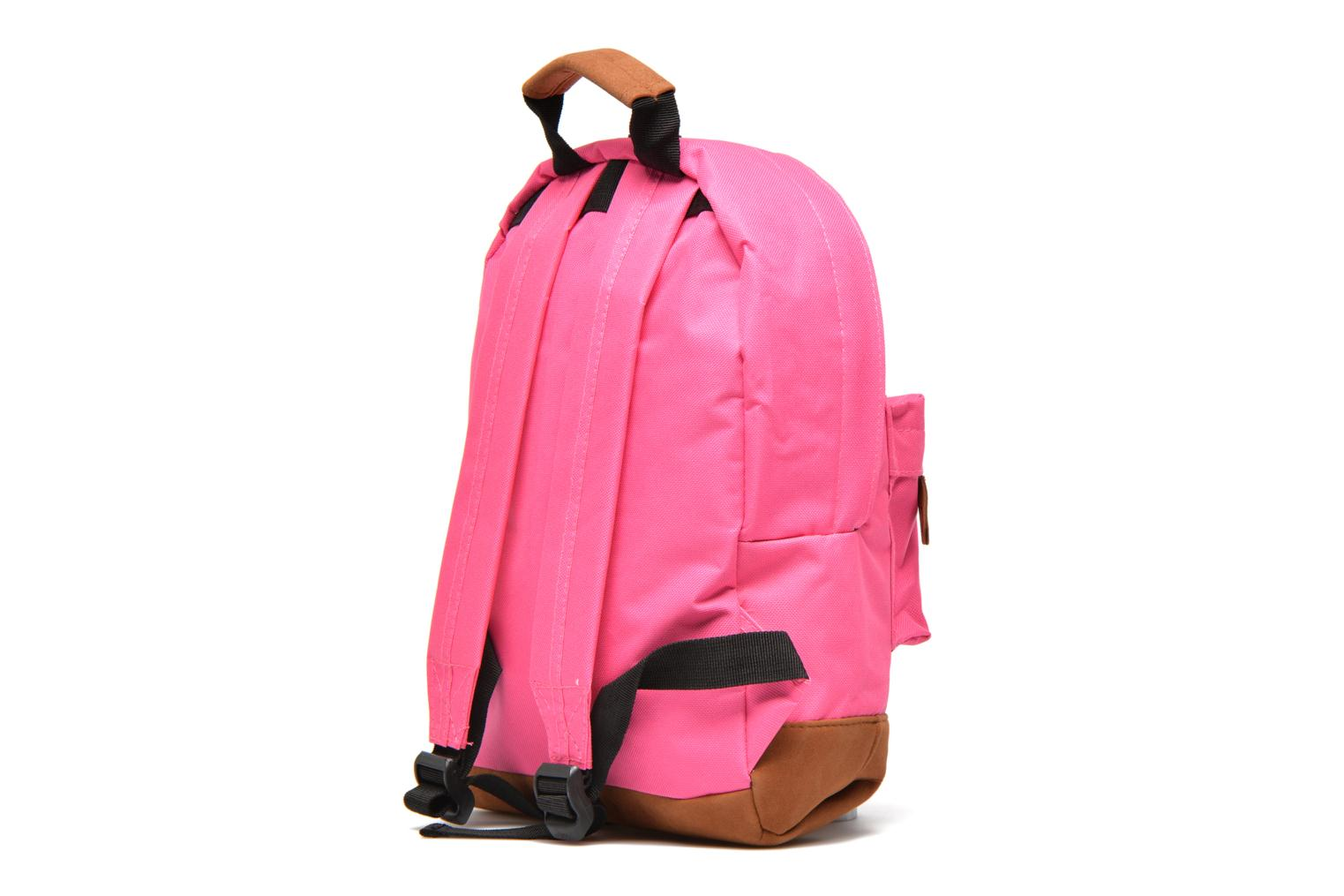 Rucksacks Mi-Pac Mini Backpack Pink view from the right