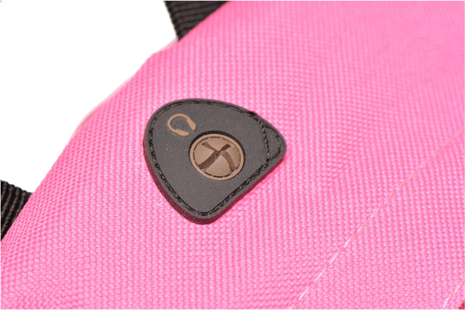 Rucksacks Mi-Pac Mini Backpack Pink view from the left