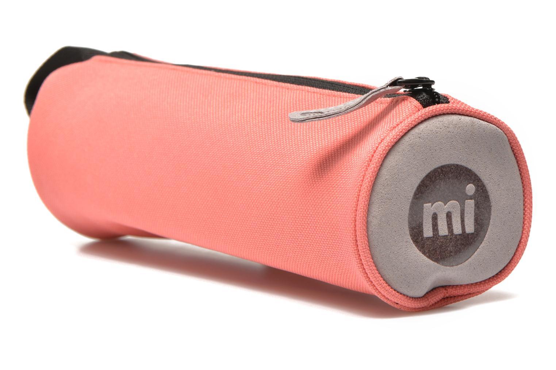 Scolaire Mi-Pac Cases Rose vue portées chaussures