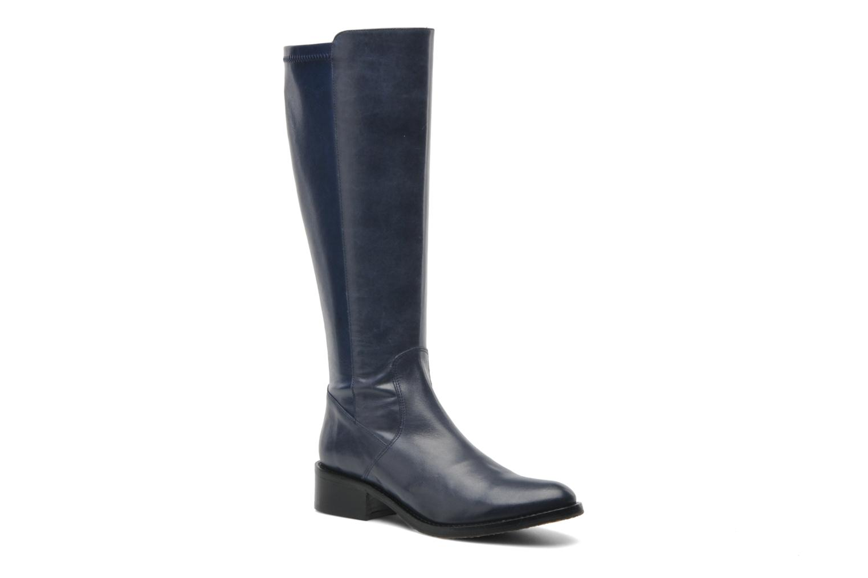 Boots & wellies Georgia Rose Taïla Blue detailed view/ Pair view