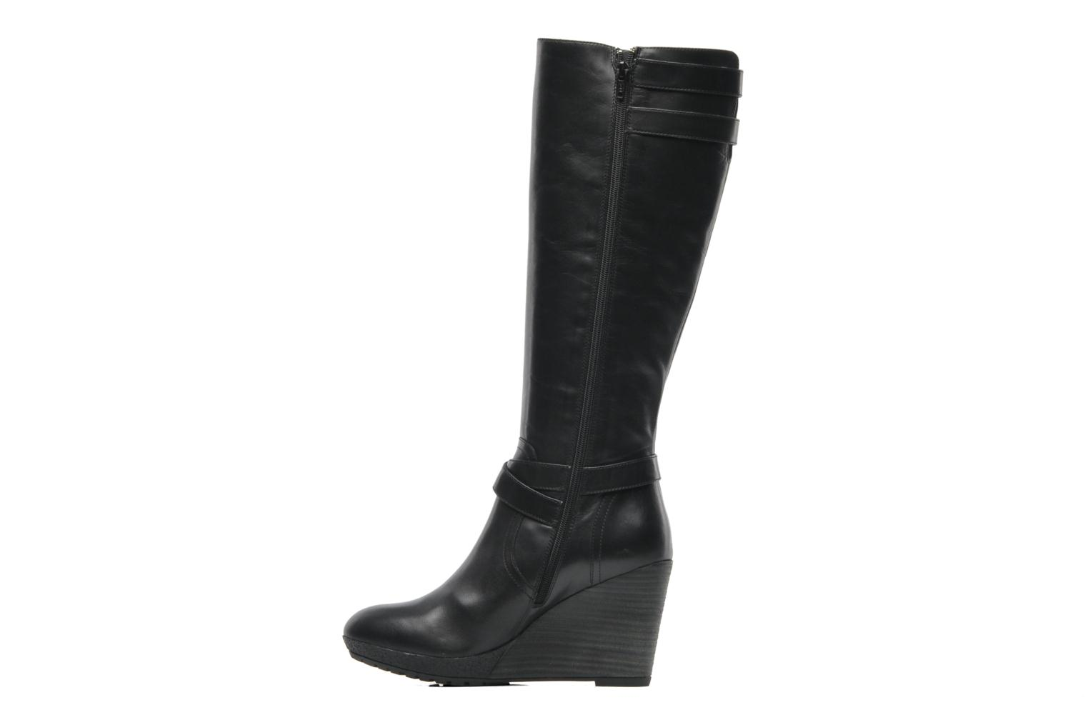 Boots & wellies Georgia Rose Tachaud Black front view