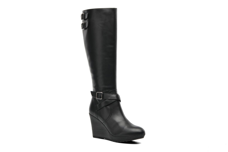 Stiefel Georgia Rose Tachaud schwarz detaillierte ansicht/modell
