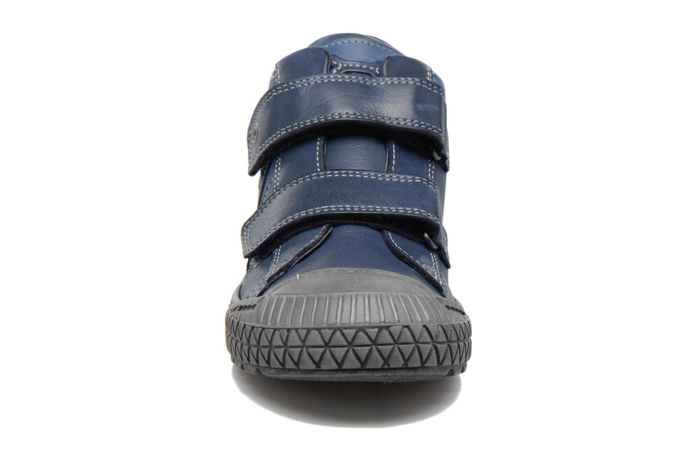 Sneakers Stones and Bones Nevan Blå bild av skorna på