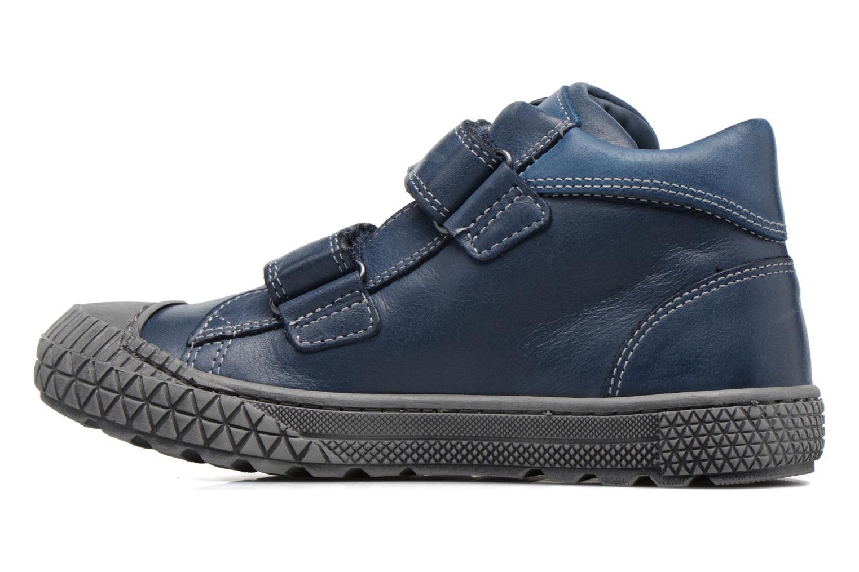 Sneakers Stones and Bones Nevan Blå bild från framsidan