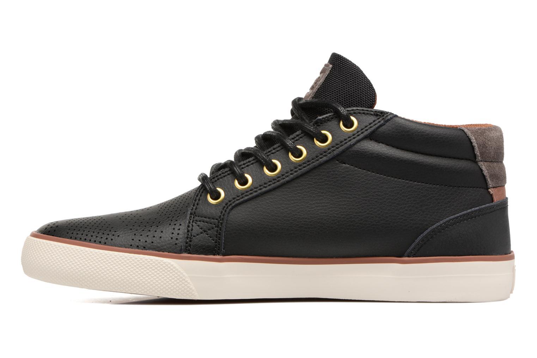 Baskets DC Shoes Council Mid Se Noir vue face