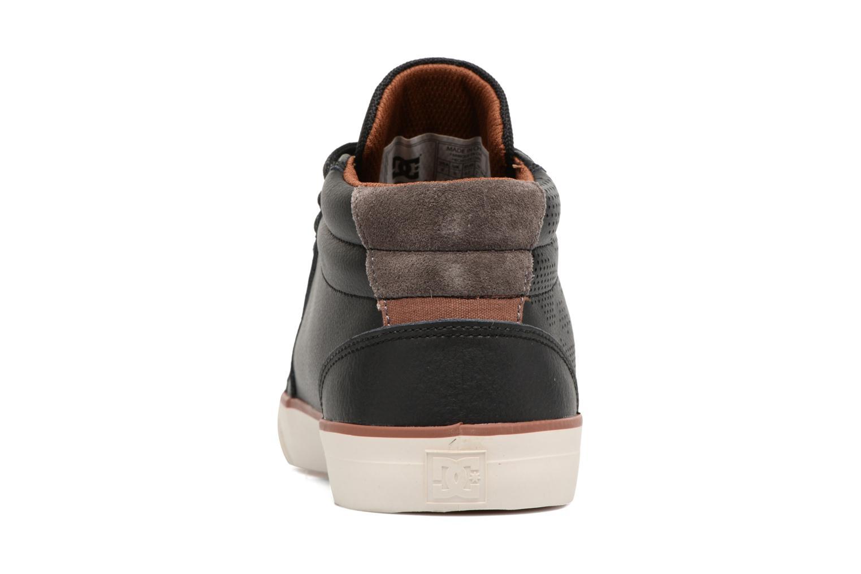 Baskets DC Shoes Council Mid Se Noir vue droite