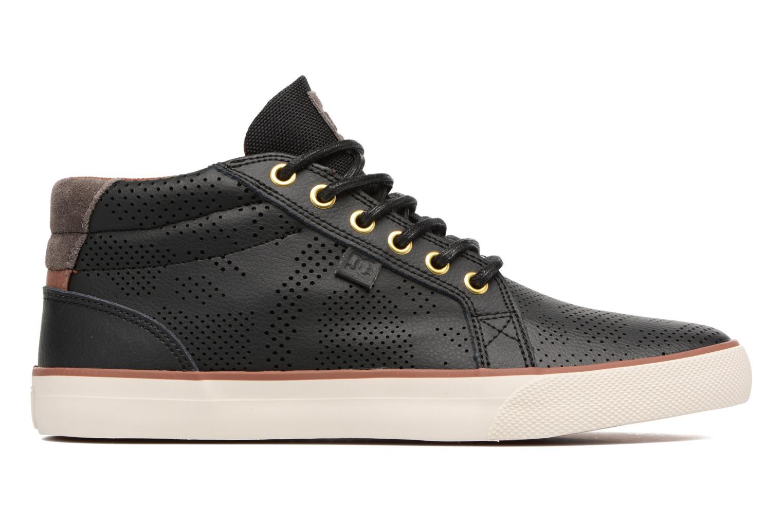 Baskets DC Shoes Council Mid Se Noir vue derrière
