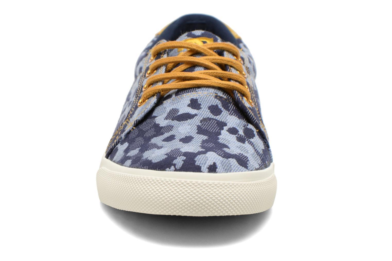Baskets DC Shoes Council Se Bleu vue portées chaussures