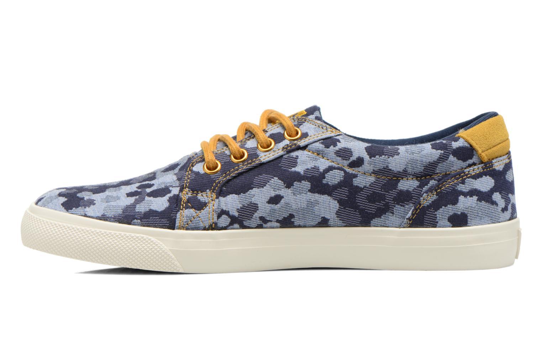 Deportivas DC Shoes Council Se Azul vista de frente