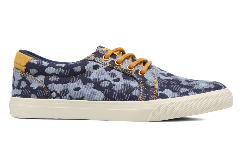 Sneaker DC Shoes Council Se blau ansicht von hinten