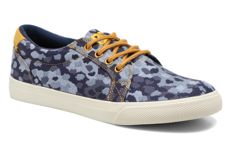 Sneaker DC Shoes Council Se blau detaillierte ansicht/modell
