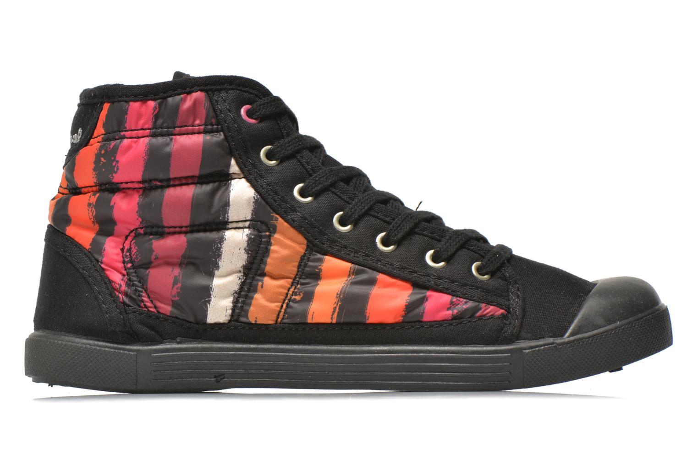 Sneakers Little Marcel Samba Up Stripes Multicolor achterkant