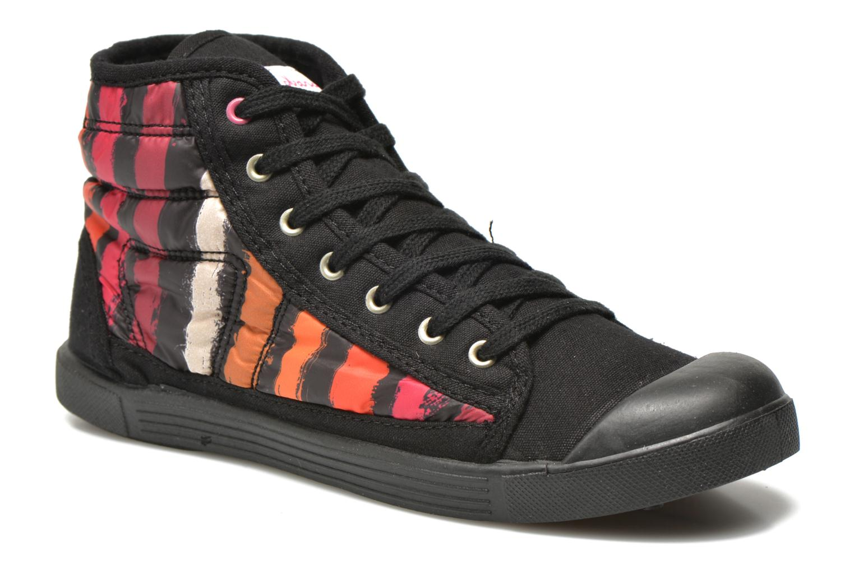 Sneakers Little Marcel Samba Up Stripes Multicolor detail