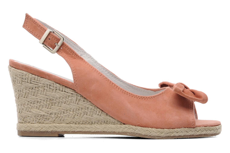 Sandales et nu-pieds Les Tropéziennes par M Belarbi Content Rose vue derrière
