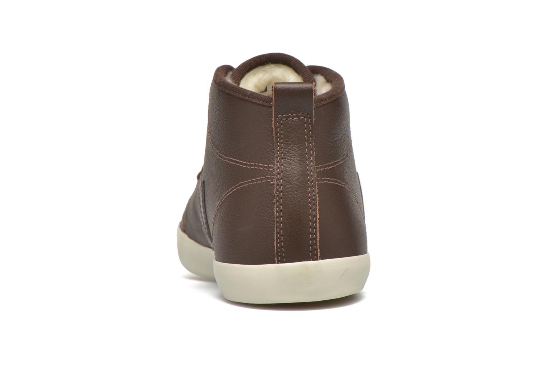 Sneakers Veja Taua Mid M Bruin rechts