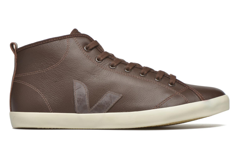 Sneakers Veja Taua Mid M Bruin achterkant