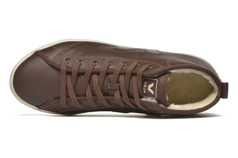Sneakers Veja Taua Mid M Bruin links