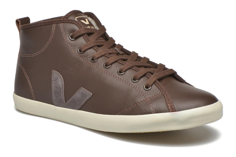 Sneakers Veja Taua Mid M Bruin detail