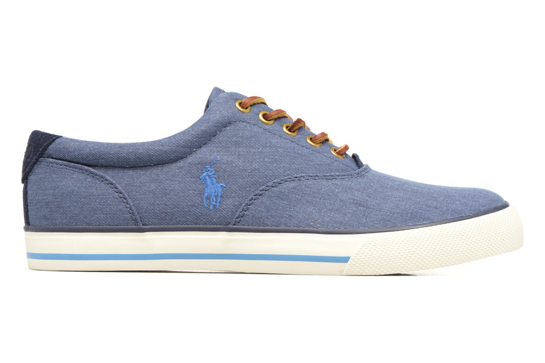 Sneakers Polo Ralph Lauren Vaughn-Ne Blå bild från baksidan