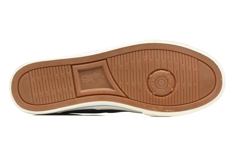 Sneaker Polo Ralph Lauren Vaughn-Ne blau ansicht von oben