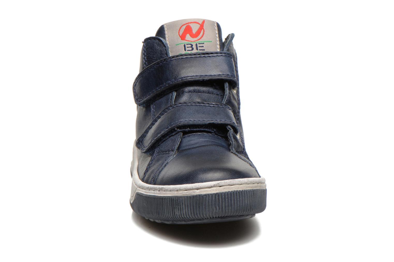 Baskets Naturino Play VL Bleu vue portées chaussures