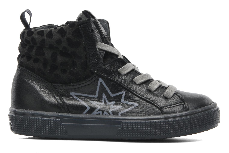Sneaker Acebo's Modinette schwarz ansicht von hinten
