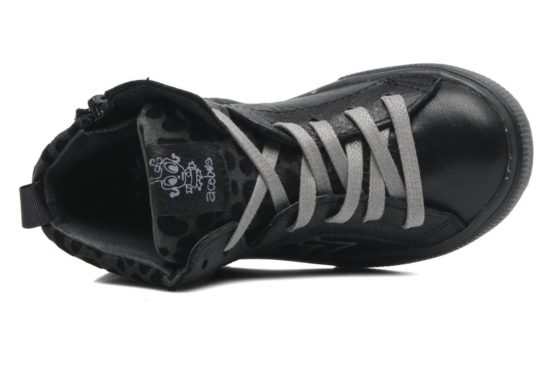 Sneakers Acebo's Modinette Zwart links