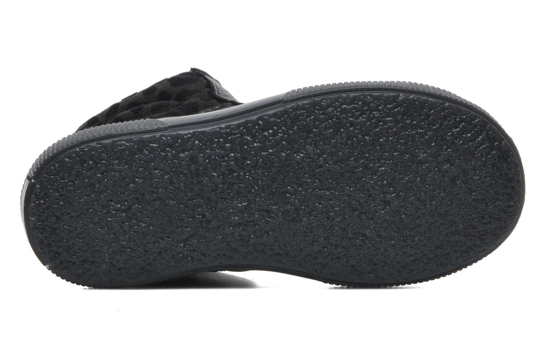 Baskets Acebo's Modinette Noir vue haut