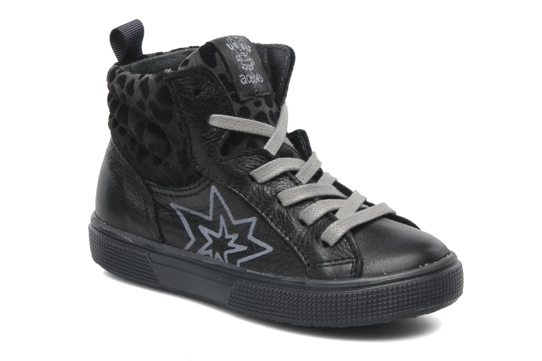 Sneaker Acebo's Modinette schwarz detaillierte ansicht/modell