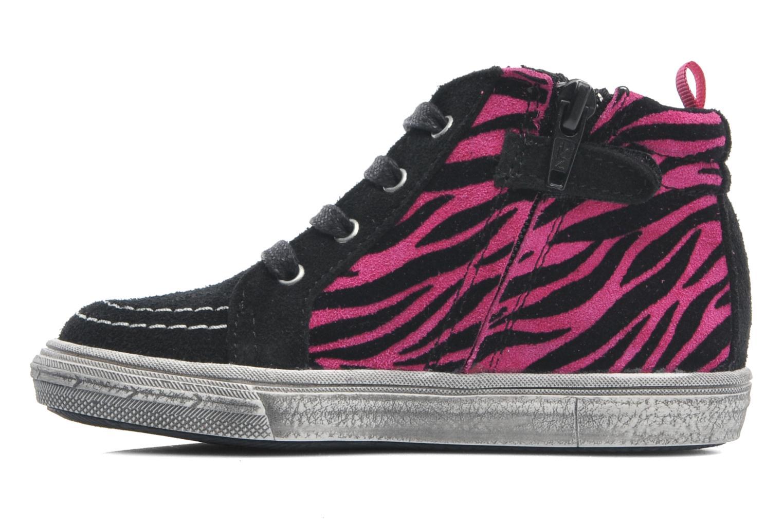 Sneaker Acebo's Musttt rosa ansicht von vorne