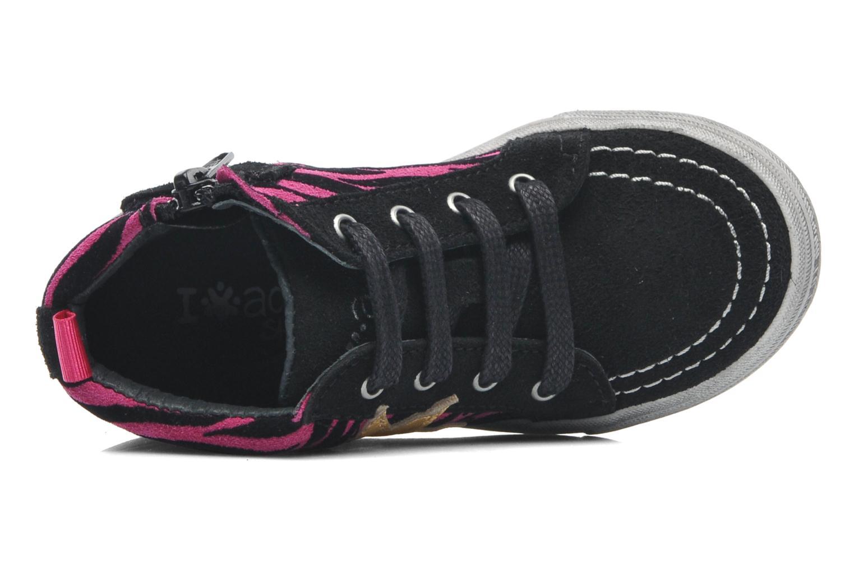 Sneaker Acebo's Musttt rosa ansicht von links