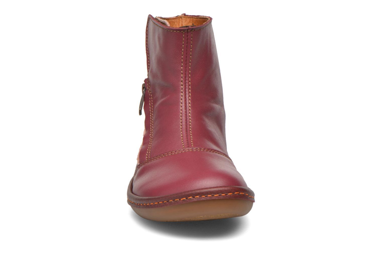 Bottines et boots Art A658 Kio Rose vue portées chaussures