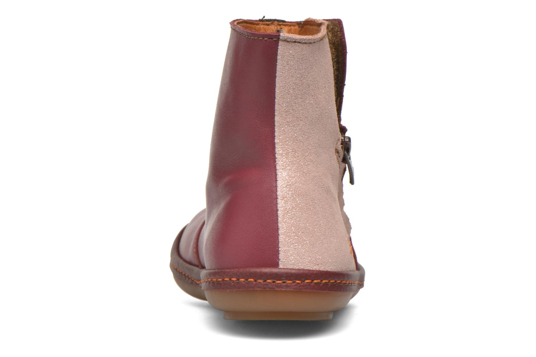 Bottines et boots Art A658 Kio Rose vue droite