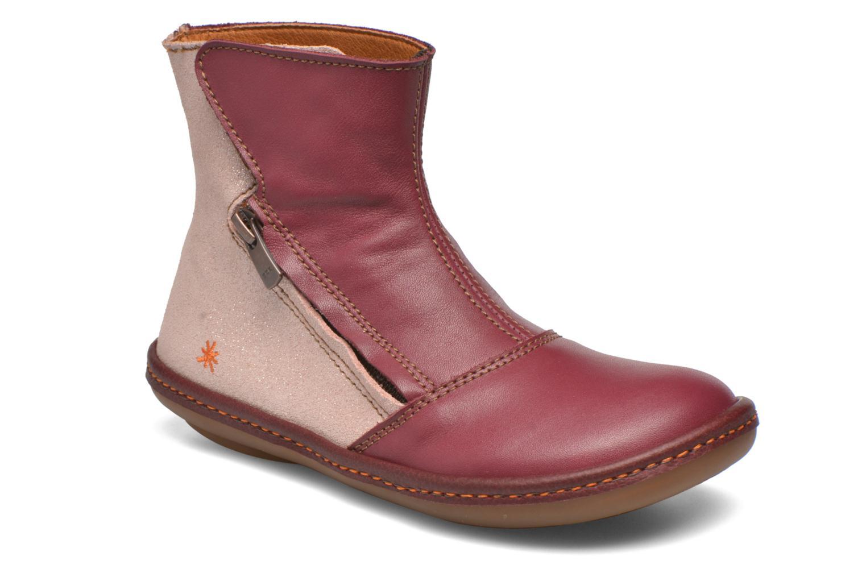 Bottines et boots Art A658 Kio Rose vue détail/paire