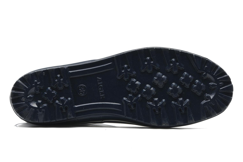 Ankle boots Aigle Venise Bottillon Blue view from above