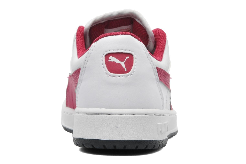 Sneakers Puma JR REBOUND V2 LO. Wit rechts