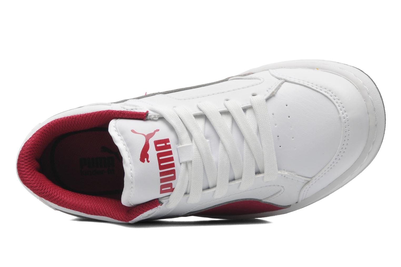Sneakers Puma JR REBOUND V2 LO. Wit links
