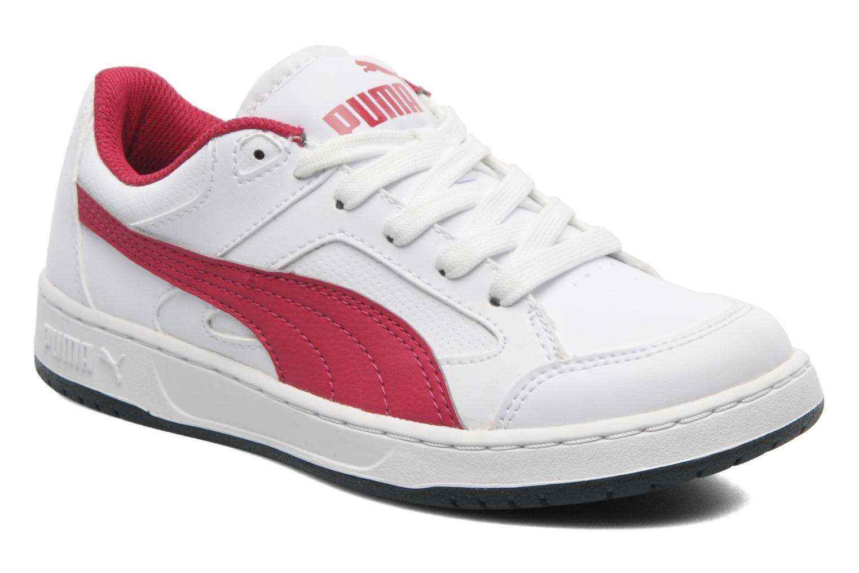 Sneakers Puma JR REBOUND V2 LO. Wit detail