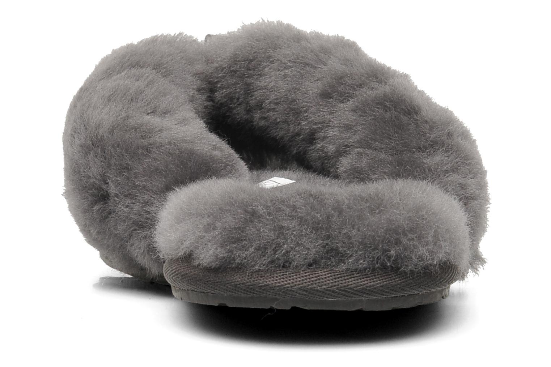 Fluff Flip Flop II Grey