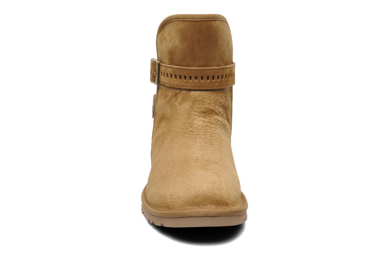 Boots en enkellaarsjes UGG Leni Bruin model