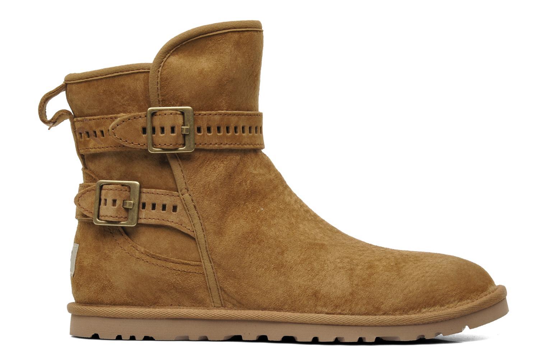 Boots en enkellaarsjes UGG Leni Bruin achterkant