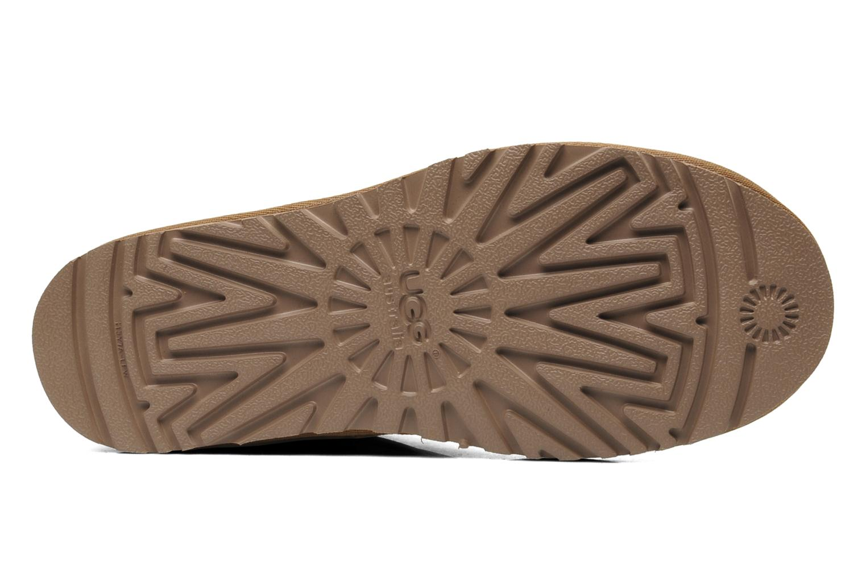 Bottines et boots UGG Leni Marron vue haut