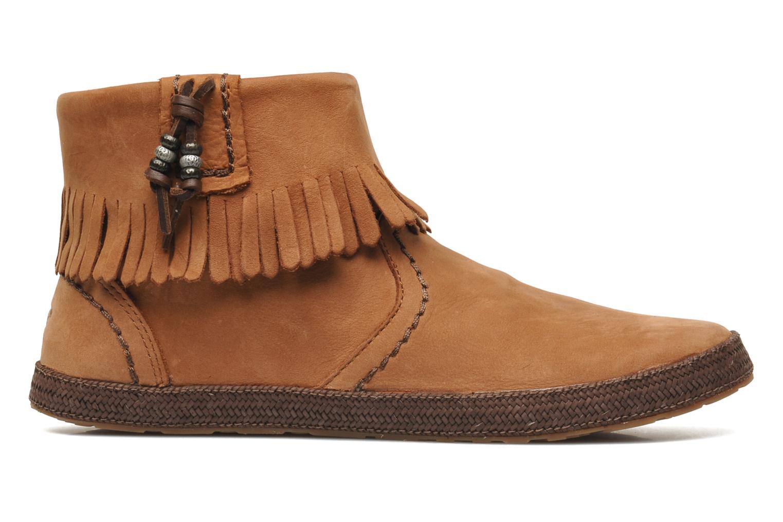 Stiefeletten & Boots UGG Tiana braun ansicht von hinten