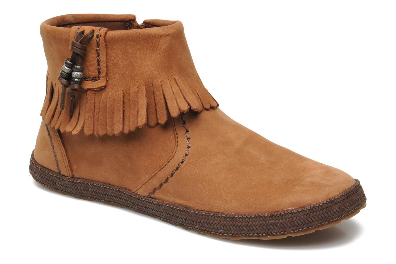 Stiefeletten & Boots UGG Tiana braun detaillierte ansicht/modell