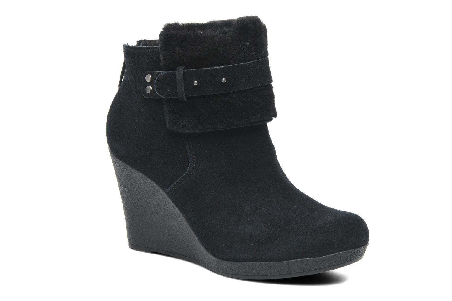 Real Ugg Australia Antonia - Black