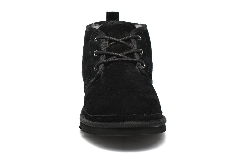 Lace-up shoes UGG Neumel Black model view