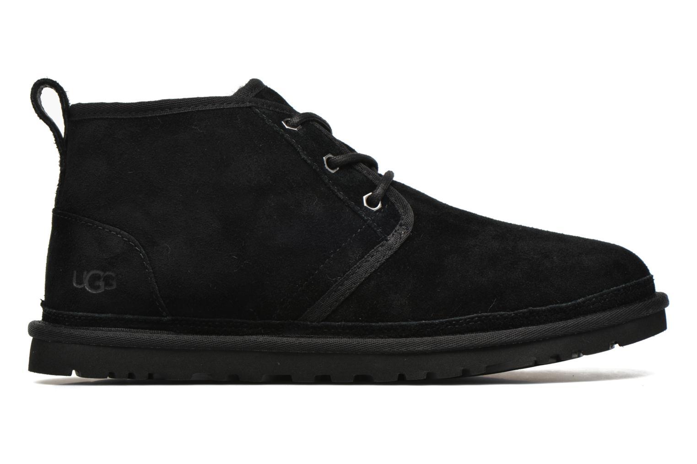Zapatos con cordones UGG Neumel Negro vistra trasera