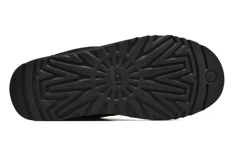Chaussures à lacets UGG Neumel Noir vue haut