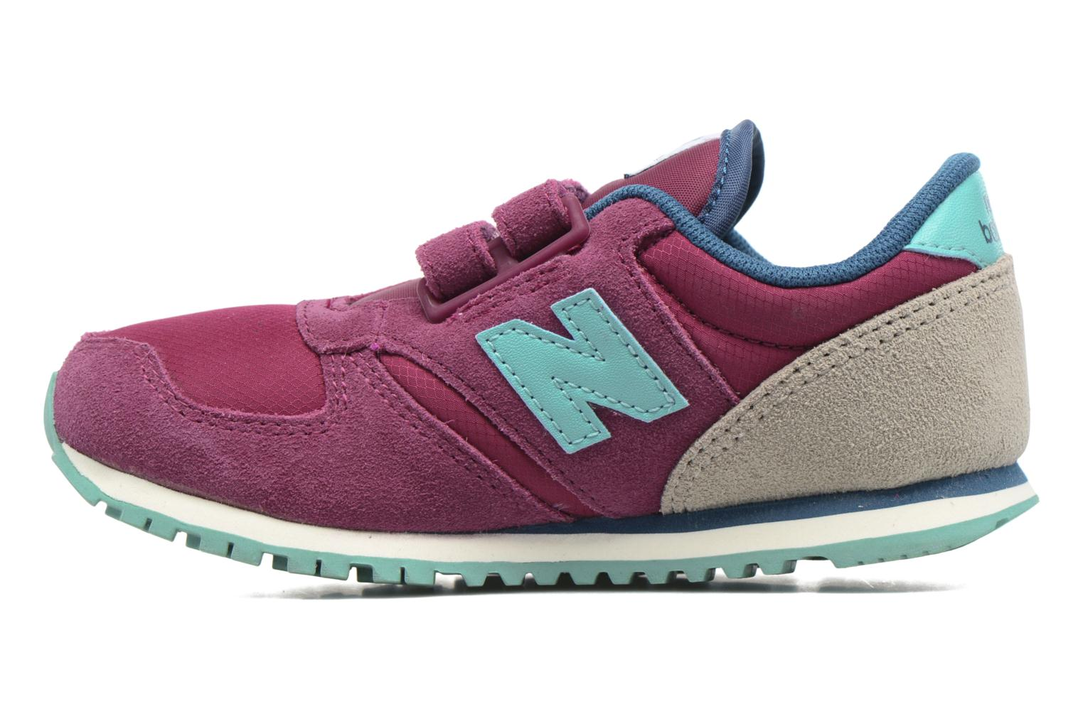 Baskets New Balance KE420 M Violet vue face
