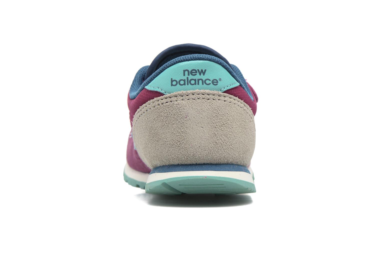 Trainers New Balance KE420 M Purple view from the right